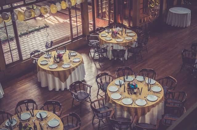 Salón de Eventos Criadores Restaurant