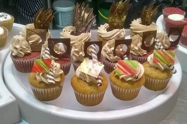Lorraine Cupcakes