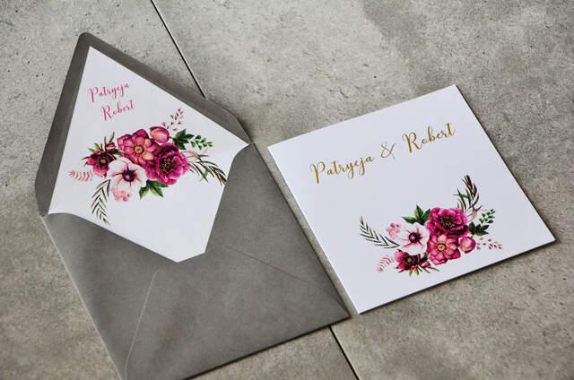Amelia-Wedding Zaproszenia Ślubne