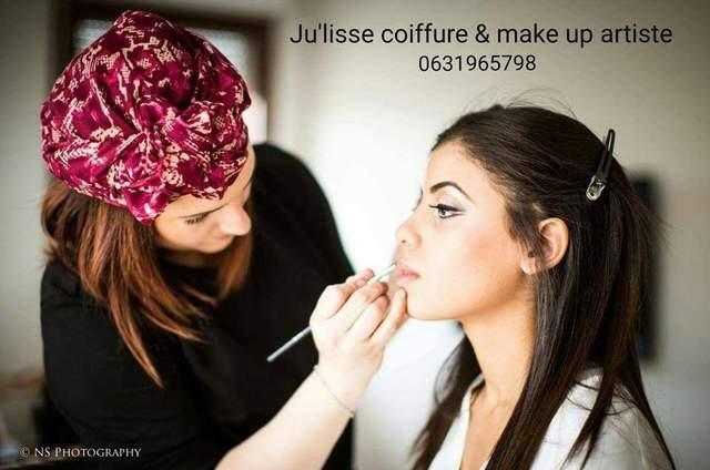 Ju'Lisse Coiffure & Make up artist
