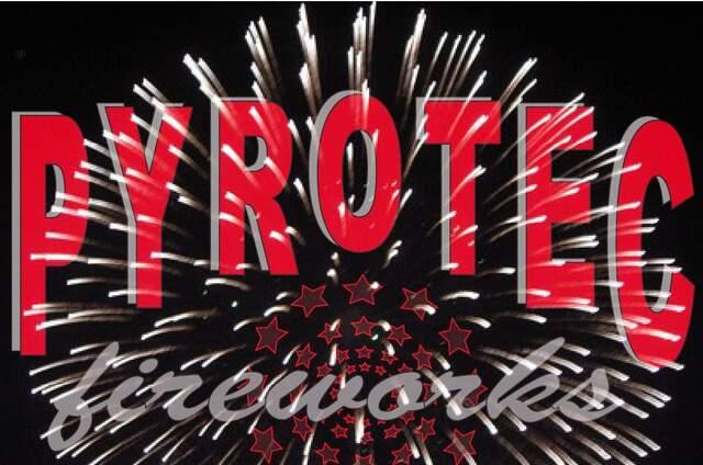 Pyrotec fireworks