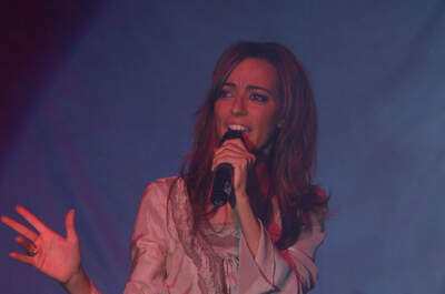 Valentina Mey - Cantante per matrimoni ed Eventi