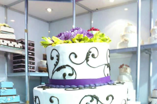 Fondant Cake House Distrito Federal