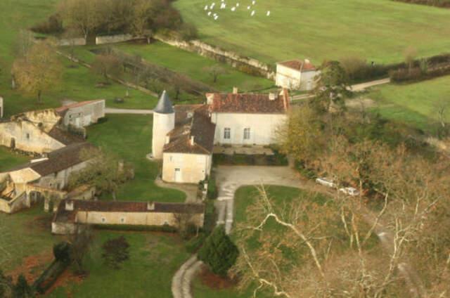 Château D'Envaux