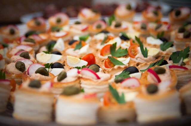Quinta do Caima - Catering