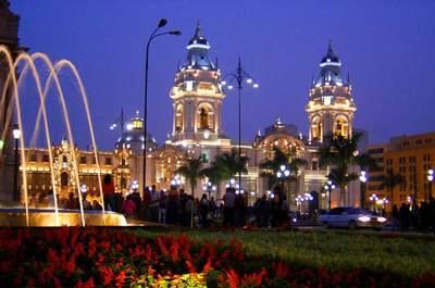 Discovering Perú