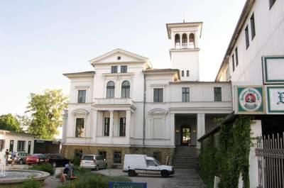 Weisse Villa