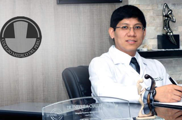 Dr. Enrique Chau
