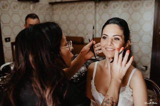 Costanza Giacomini - Make up Artist & Look Maker