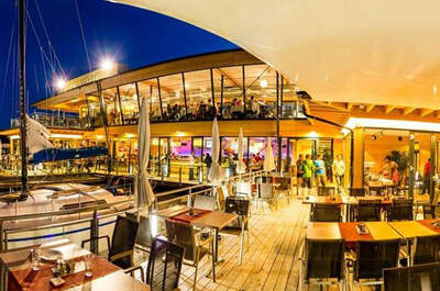 Seerestaurant - Katamaran