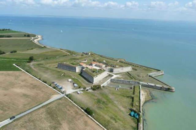Fort  La Prée