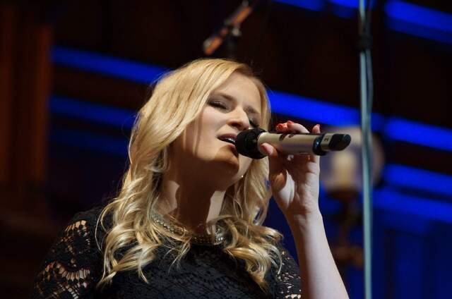 Sängerin Tanja Wälchli