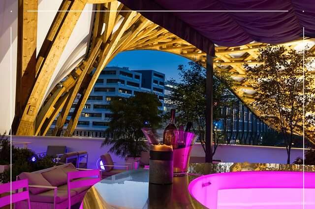Restaurant La Voile Blanche (Centre Pompidou Metz)