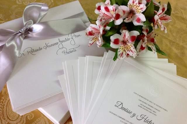 Invitaciones Gráfica Social
