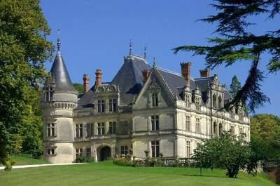 Château de la Bourdaisière