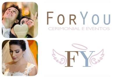 For You Cerimonial e Eventos