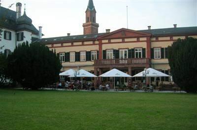 Hutter im Schloss