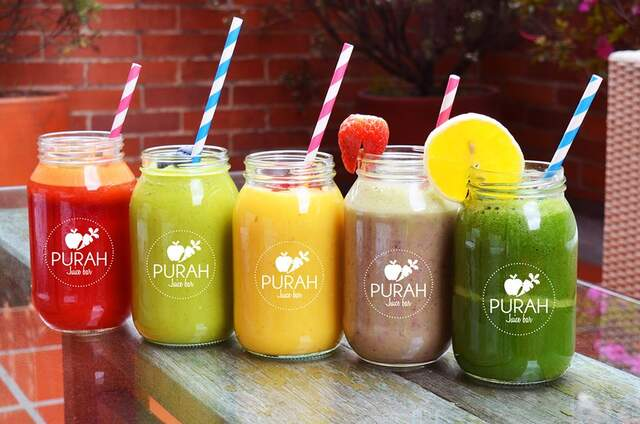 Purah Juice Bar SAS