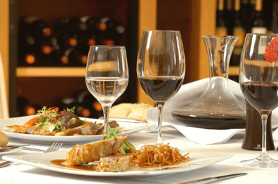 Restaurante golf Alcanada