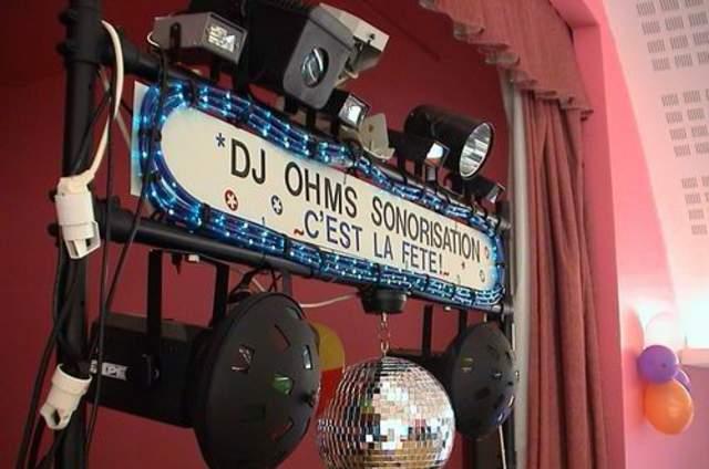 DJ Ohms