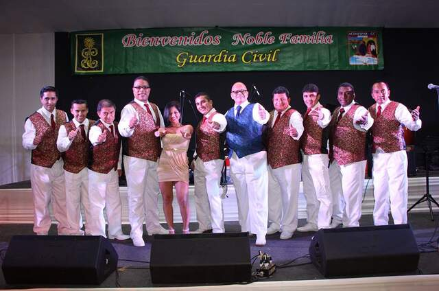 Pacho Voces & Orquesta