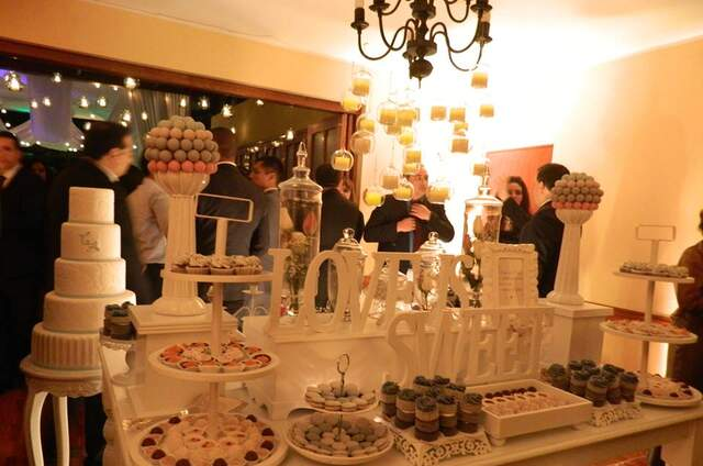 The Candy Shop Party Planner- Mini Wedding
