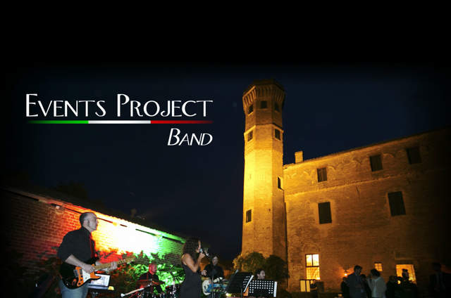 Events Project Band - Musica per eventi