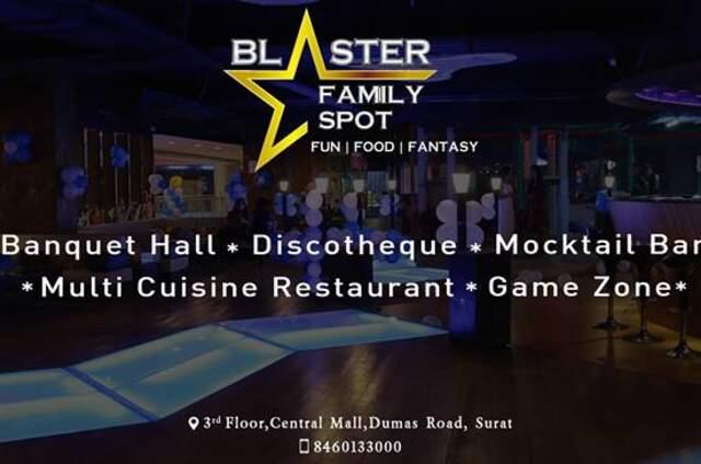 Blaster Family Spot