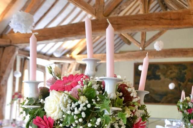 La Vie en Pink Wedding