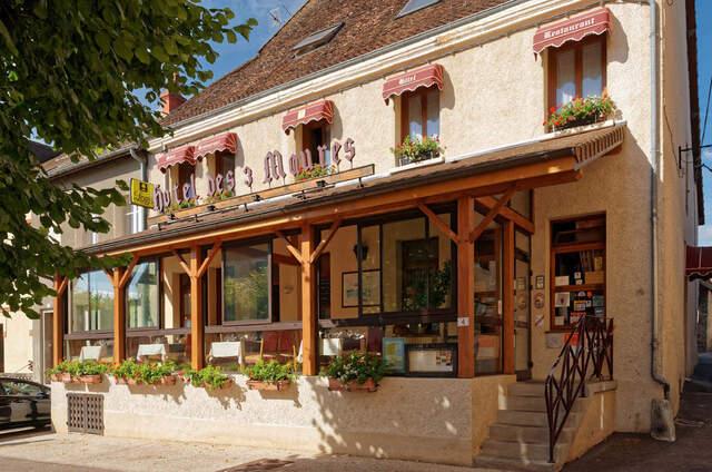 Logis Hôtel des Trois Maures