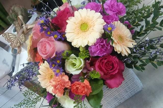 Kwiaciarnia 3 Kolory