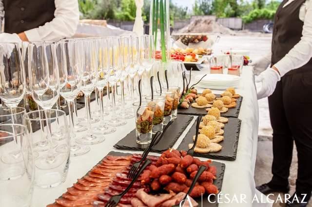 César Alcaraz Event Catering