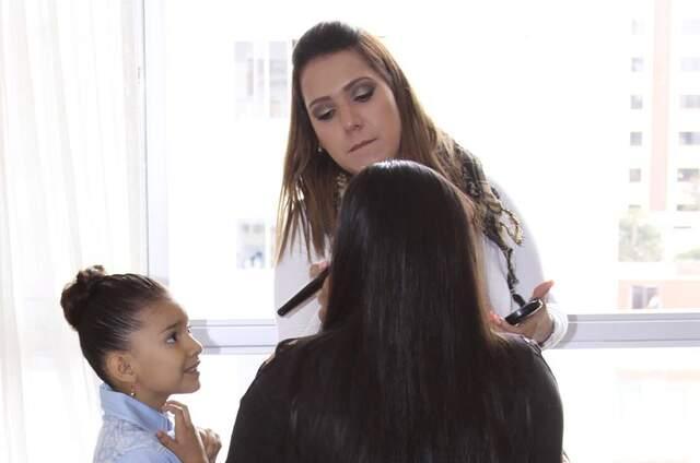 Annie Diaz Make up