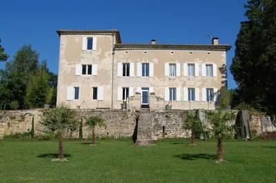 Chateau la Caussade