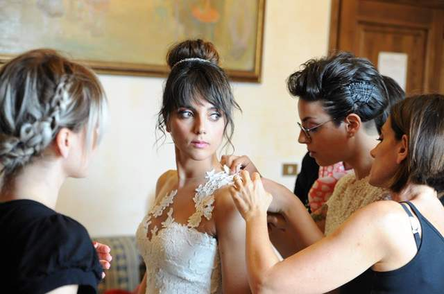 Valentina Guarnieri  Make Up Artist
