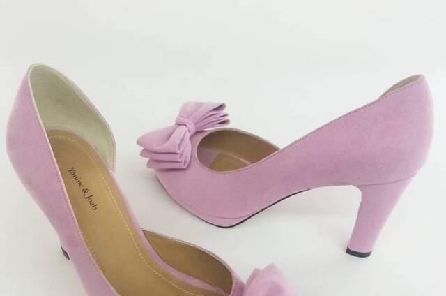 Zapatilla Custom Heels
