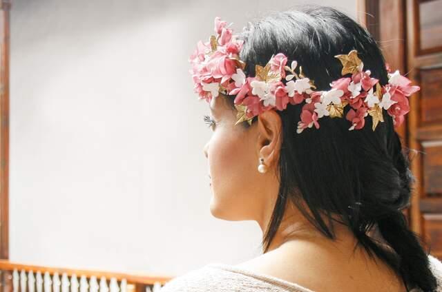 ebee7639fa0ed Tocados y Complementos de novia en Santa Cruz de Tenerife