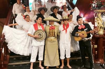 Mariachi El Mero de México