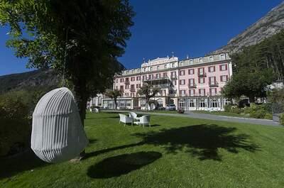QC Terme Grand Hotel Bagni di Bormio
