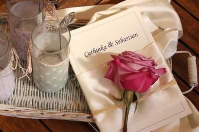 Livret de messe et Journal des mariés