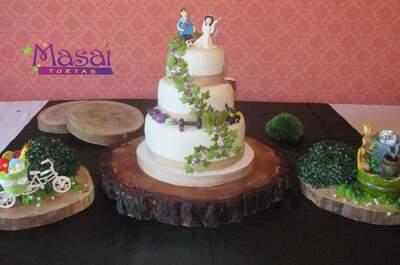 Masai tortas