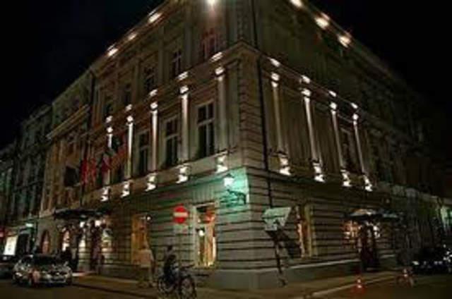 Hotel Grand w Krakowie