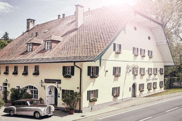 Hotel & Restaurant Schlosswirt zu Anif