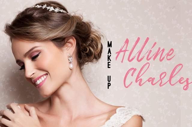 Alline Charles Make Up