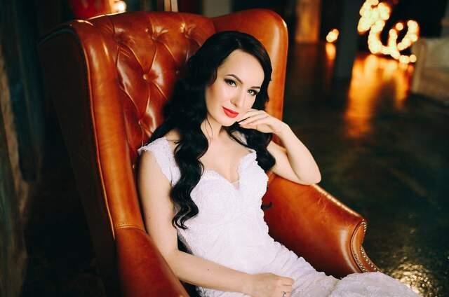 Свадебный стилист Саша Есенина