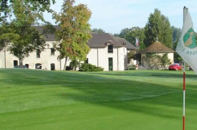 Club House du Golf de l'Isle Adam