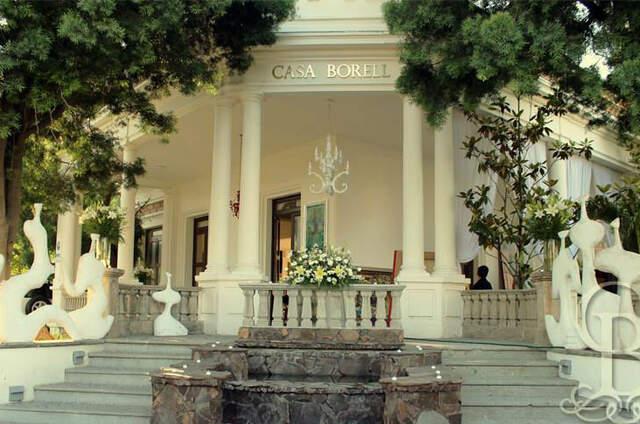Salón Casa Borell