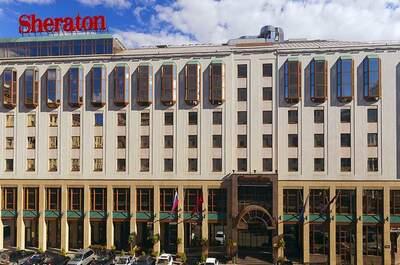 Отель Шератон Палас