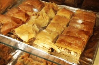 Sahtein Comida y Dulces Árabes