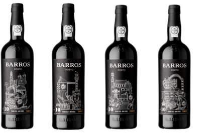 Porto Barros - Vinhos